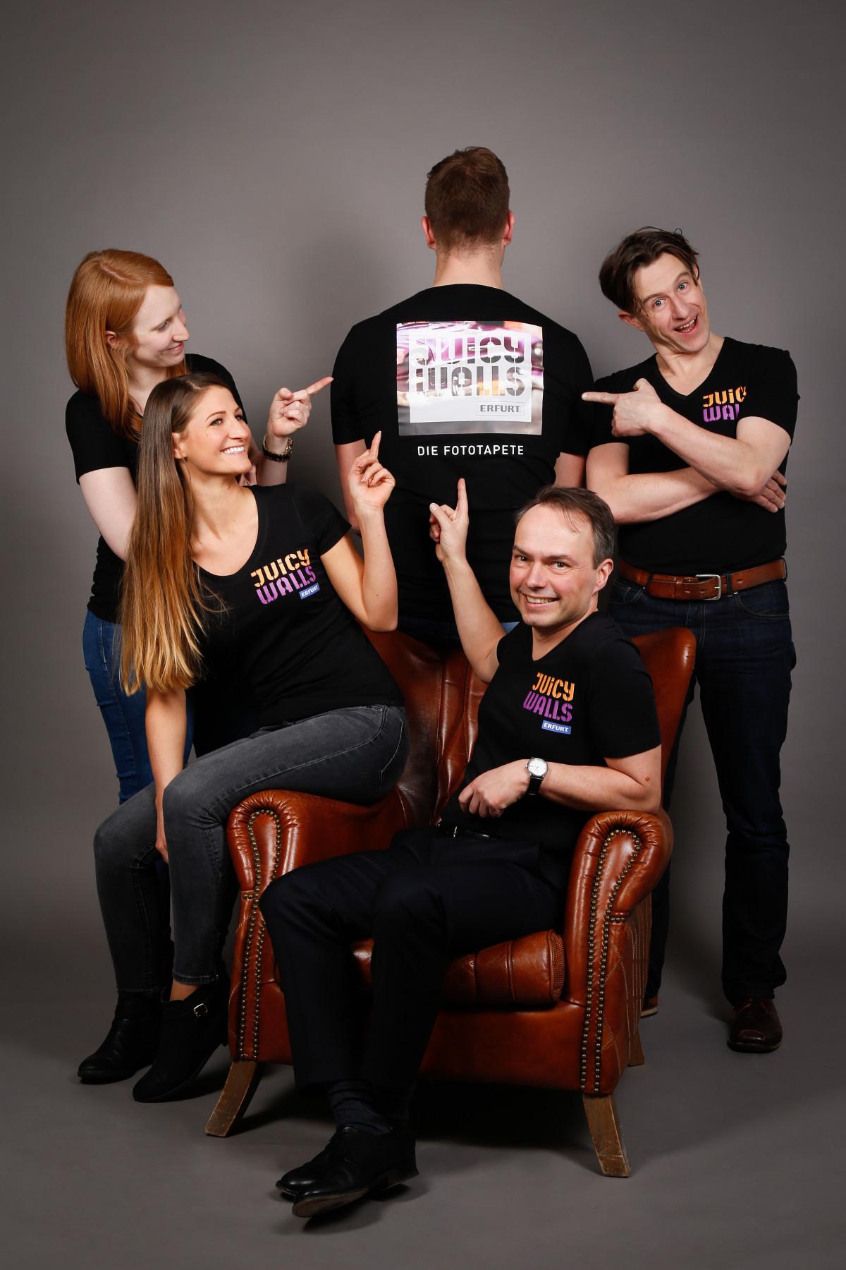Das JuicyWalls Team